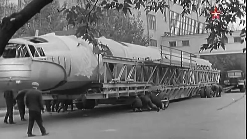 КБ Туполева против Boeing...Цена прорыва. Игрушки старых мальчиков... Ту-144 Устремлённый в будущее