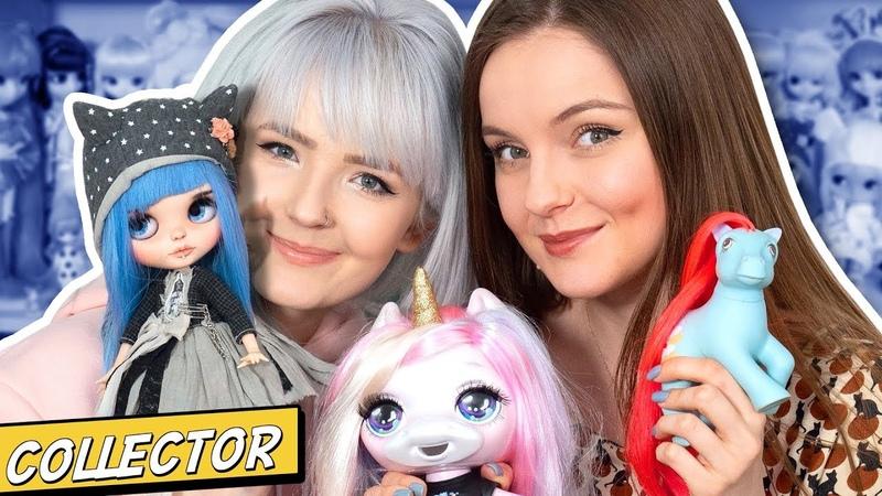 МУЖ ДАРИТ КУКОЛ Коллектор коллекция кукол Натали Кисель Elmofeo Pullip Blythe Monster High