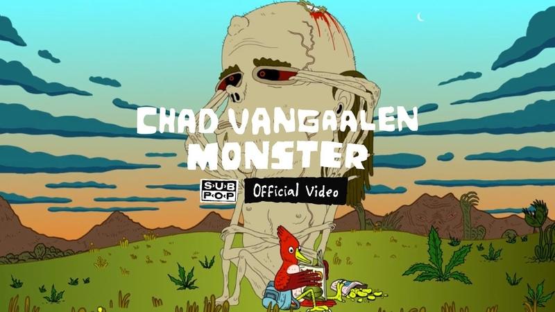 Chad VanGaalen Monster OFFICIAL VIDEO