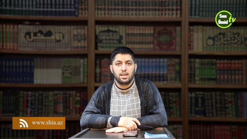 Qurani-Kərimin nəzərində mömin kimdir -cümə moizəsi _Hacı Rahib