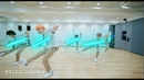NCT DREAM 엔시티 드림 BOOM Dance Practice Neon animation