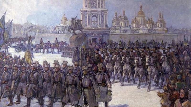 Не пора один з найпопулярніших українських гімнів початку ХХ століття