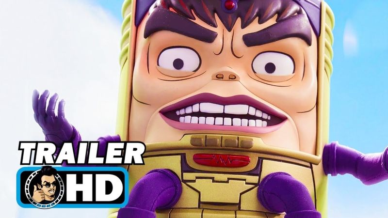 Marvels M.O.D.O.K. Trailer (2021) Hulu Superhero Animated Series HD