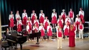 Детский хор Пятнашки, ДМШ N15 г.Новосибирск, хормейстер С.В.Шиховцева