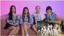 BLACKPINK REACTS NOW UNITED DANCING Lovesick Girls by BLACKPINK