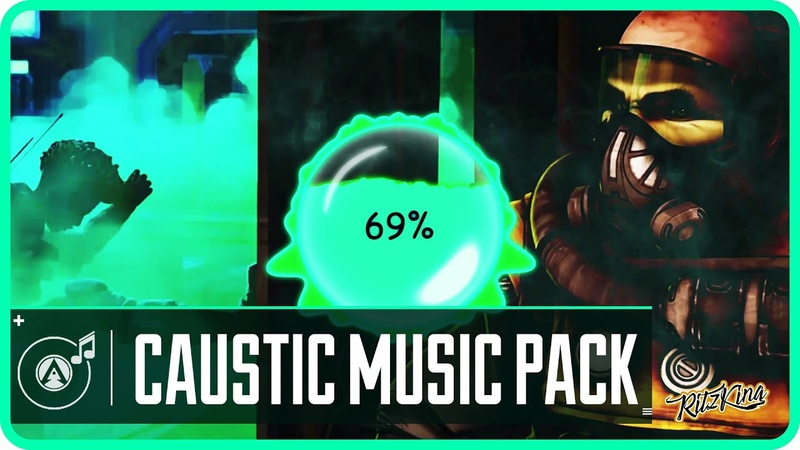Apex Legends - Caustic Music Pack [High Quality]