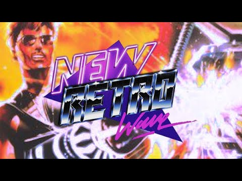 POWERDRIVE A NewRetroWave Mix 1 Hour Retrowave Dreamwave Outrun
