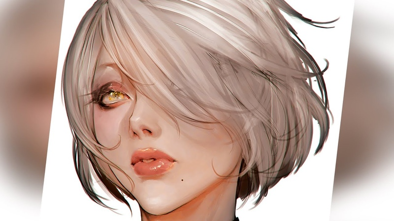 NieR Replicant Automata Music Mix Study Work Most Beautiful and Emotional NieR Compilation 2020