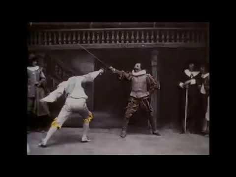 Сирано де Бержерак Cyrano de Bergerac 1900 год