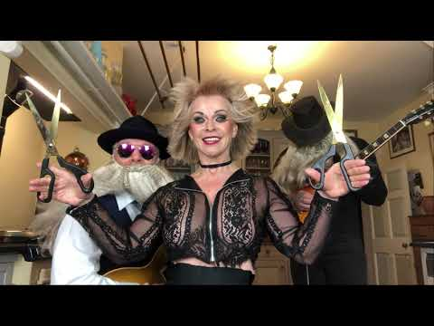 Toyah Roberts Sunday Lunch Gimme All Your Lovin'
