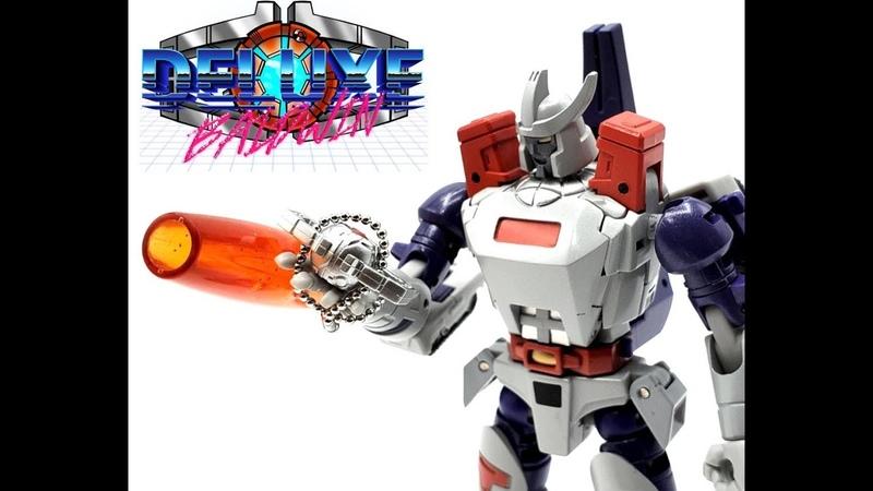 NewAge H23M Darius Legends Class Galvatron Review. (Toy Color Version)