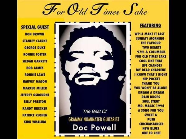Rain Drops - Doc Powell