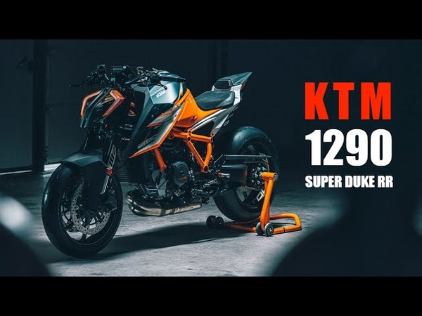 2021 KTM 1290 Super Duke RR WALKAROUND