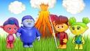 Веселые игрушки Монсики в шоу Hey, Toys! Новые игры и приключения для мальчиков и девочек